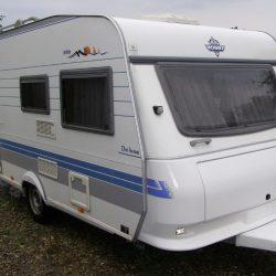 Rulota Hobby de luxe easy 440